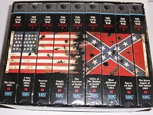 The Civil War (Ken Burns): 9 Video Boxed Set (PBS Home Video)
