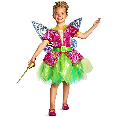 Pirate Tink Deluxe Kids Costume