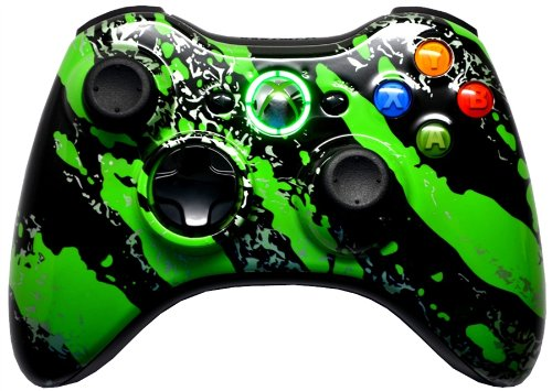 XX 5,000+ Mod Combination Modded Controller Xbox 360 in