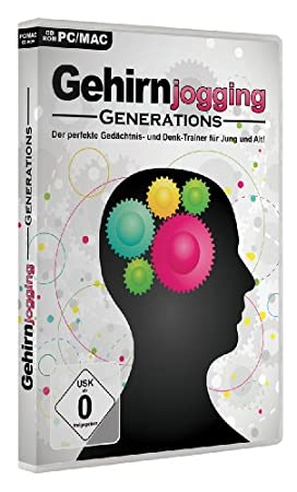 Gehirnjogging Generations (PC+MAC)