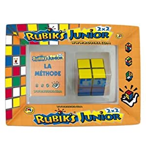 Winning Moves - 701 - Jeu de Société - Rubik's Cube Junior 2 X 2