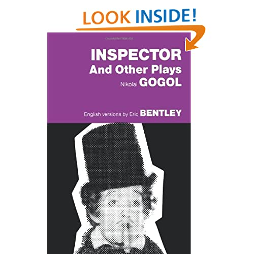 Inspector and Other Plays