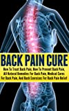 Back Pain Cure - How To Treat Back Pain, How To Prevent Back Pain, All Natural Remedies For Back Pain, Medical Cures For Back Pain, And Back Exercises ... relief, back pain exercises, back pain free)