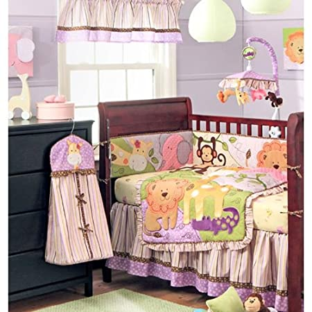 Bananafish Jungle Baby Bedding