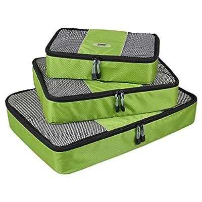 Ecosusi Kleidertaschen für die Reisetasche, 3er Set