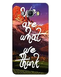 Samsung Galaxy On8 Back Cover By FurnishFantasy