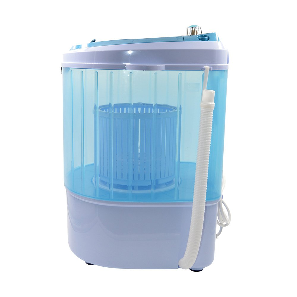 panda small mini portable counter top compact washer washing machine with spin. Black Bedroom Furniture Sets. Home Design Ideas