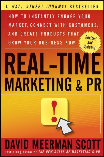 Real-Time Marketing and PR, Revised