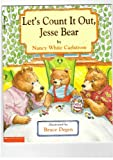 Let's Count It Out, Jesse Bear (0590183702) by Nancy White Carlstrom
