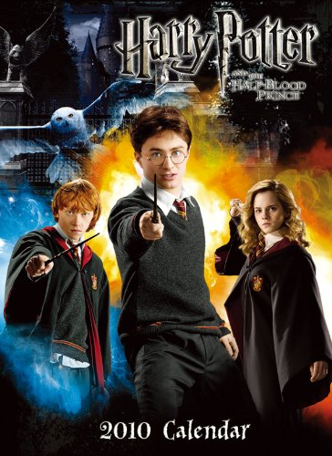 ハリー・ポッターと謎のプリンス 2010年 カレンダー