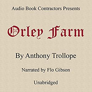 Orley Farm Audiobook