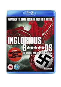 Inglorious Bastards [Blu-ray] [Import anglais]