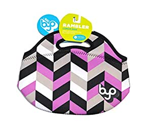 USD20 Amazon Gift Card Wedding Registry : Amazon.com: Built BYO Lunch Bag - Chevron Pattern - Purple/white/black ...