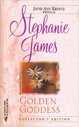 Golden Goddess by Stephanie James