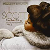 The Real Thing: Words And Sounds Vol. 3 [CD/DVD Combo] [Deluxe Edition] ~ Jill Scott