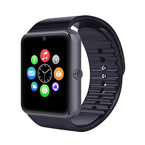Evershop-Bluetooth-Smart-Watch-with-SIM-Card-Slot-and-NFC-Smart-Health-Watch-Independent-Smartphone-for-Android-IOS-Smartwatch