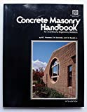 Concrete Masonry Handbook for Architects and Engineers