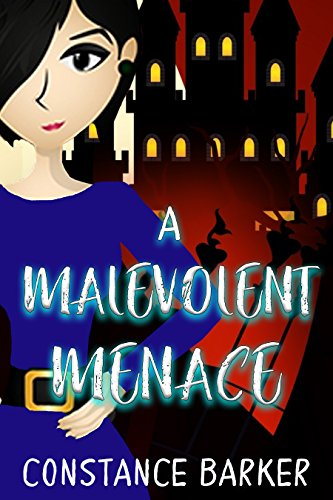 A Malevolent Menace by Constance Barker ebook deal