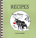 img - for Recipes from Maine With Love book / textbook / text book
