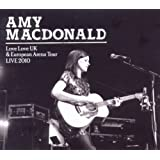 The Love Love UK & European Tour 2010 (3CD)by Amy Macdonald