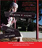 img - for By Jay Asher Thirteen Reasons Why (Unabridged) [Audio CD] book / textbook / text book