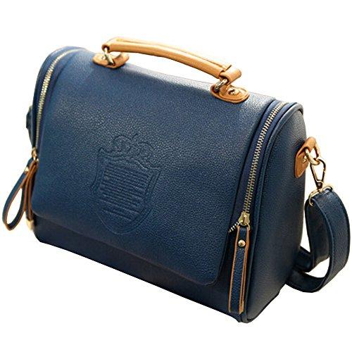 brooke-celine-hand-bag-tote-lady-style-large-volume-dark-blue-color