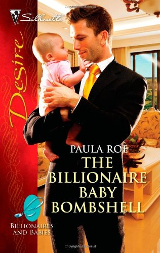 Image of The Billionaire Baby Bombshell