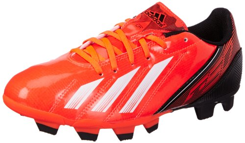 adidas Performance  F5 TRX FG,  Scarpe da calcio uomo, Rosso (Rot (INFRARED / RUNNING WHITE FTW / BLACK 1)), 44