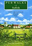 img - for Pub Walks in Suffolk by Jean Pratt (1994-04-14) book / textbook / text book