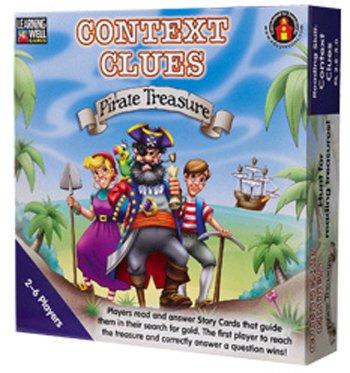 Context Clues Hidden Treasure 3.5-5.0 By Edupress front-30739