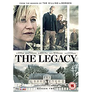 The Legacy [Import anglais]