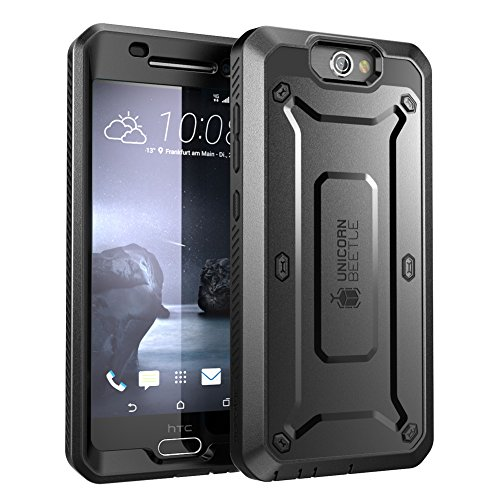 HTC One A9 Case, SUPCASE [Heavy Duty] Case for HTC One A9 2015 Release [Unicorn Beetle PRO Series] Rugged Hybrid Protective Cover w/ Built-in Screen Protector