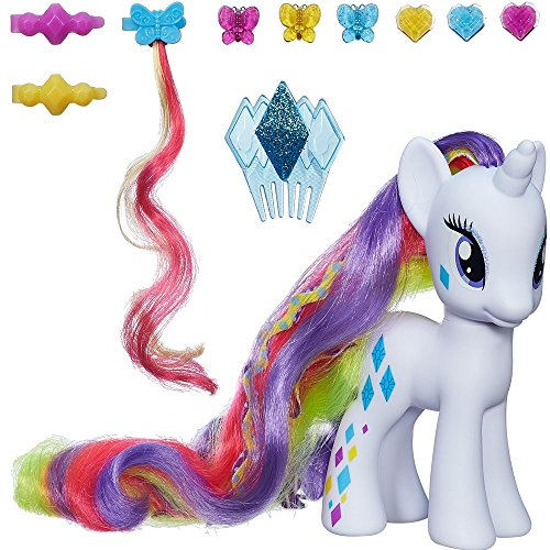 my-little-pony-b0297eu40-figurine-animal-coiffures-deluxe-15-cm