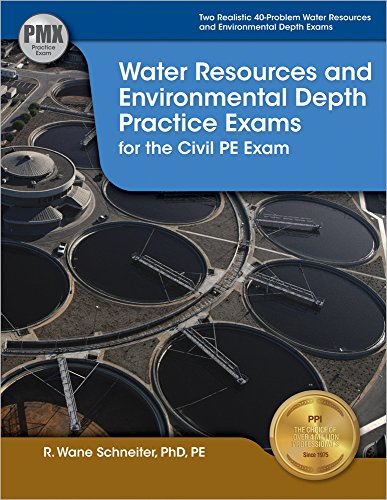 Water Resources and Environmental Depth Practice Exams