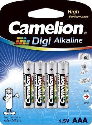 CAMELION alcaline dIGI piles lR03 micro aAA 1,5 v/mN de 1280/mAh