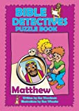 img - for Bible Detectives- Matthew (Activity) book / textbook / text book