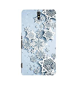 Phone Decor 3D Design Perfect fit Printed Back Covers For Sony Xperia C5