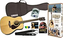 Yamaha GIGMAKERSTD Gigmaker Standard Acoustic Guitar Package