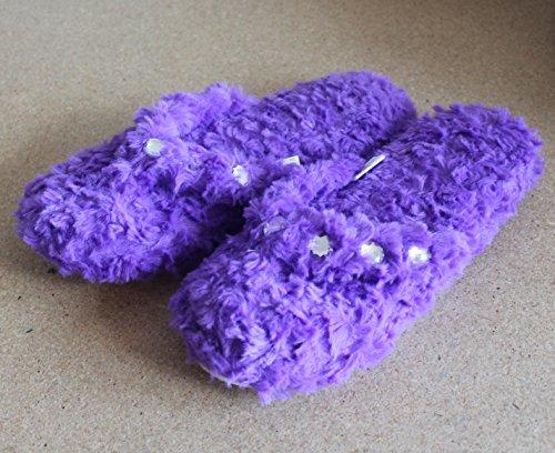 Purple Comforter Queen