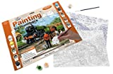 Royal & Langnickel Painting by Numbers Adult Large Art Activity Kit, Steam Train