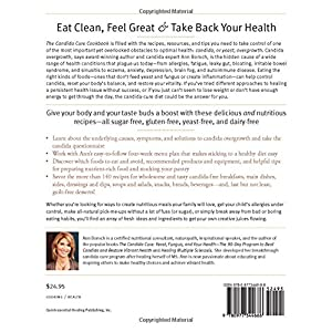 The Candida Cure Cookbook Livre en Ligne - Telecharger Ebook