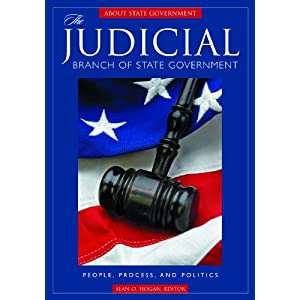 Amazon.com: The Judicial Branch of State Government: People ...