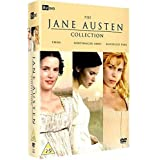 The Jane Austen ITV Collection - Mansfield Park / Northanger Abbey / Emma (3 Disc Box Set) [2007] [DVD]by Billie Piper
