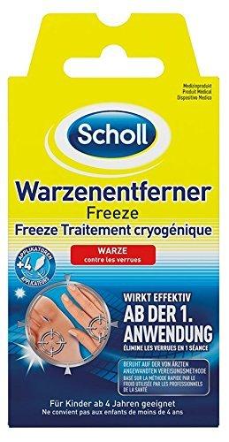 Scholl Warzenentferner Freeze 16 Sticks, 1er Pack (1 x 16 Stück)