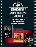 Screenwriter's Award-Winner Set, Collection 8: The King's Speech, The Hurt Locker, Slumdog Millionaire (Newmarket Shooting Script) (1557049955) by Seidler, David