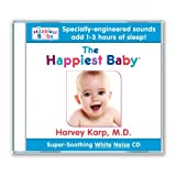 "The Happiest Baby on the Block New ""Super Soothing"" Calming Sounds CD (now ... with 6 great sounds!)"
