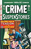 img - for CRIME SUSPENSTORIES Comic Book # 14 (1950'S Pre-Code EC reprint) book / textbook / text book