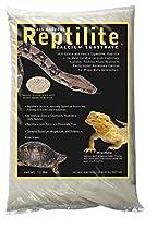 Carib Sea SCS00710 Reptiles Calcium Substrate Sand, 10-Pound, Natural White