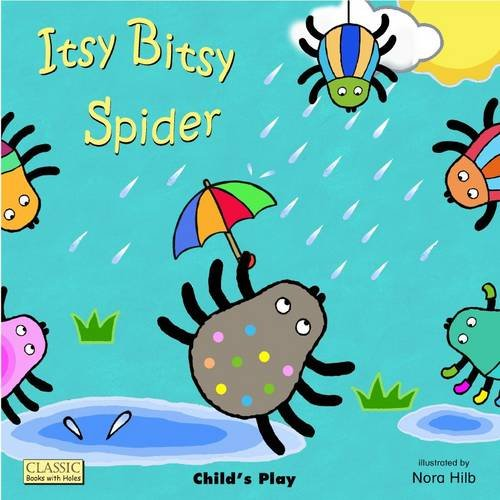 Itsy Bitsy Spider (Classic Books With Holes) (Classics Literature compare prices)
