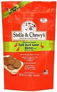Stella & Chewy's Freeze-Dried Dinner Patties 25oz (Duck)